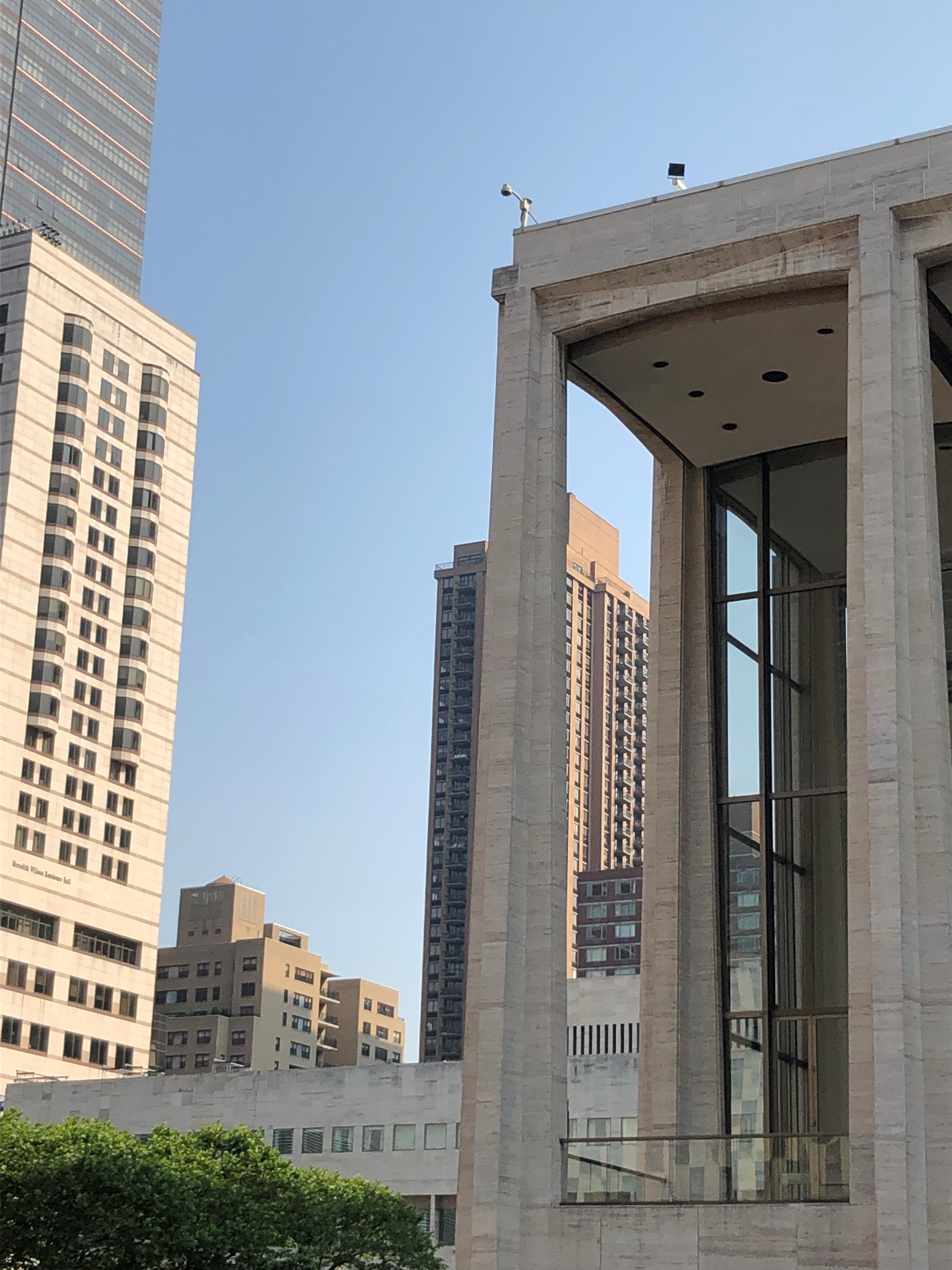 Lincoln Center, New York, NY