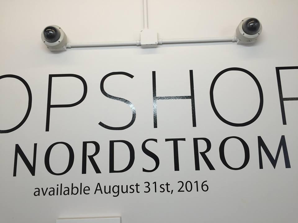 Nordstroms store, San Diego, CA
