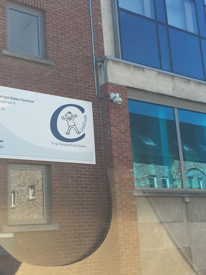 City surveillance, Balen, Belgium