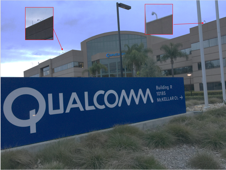 Qualcomm, San Diego, CA
