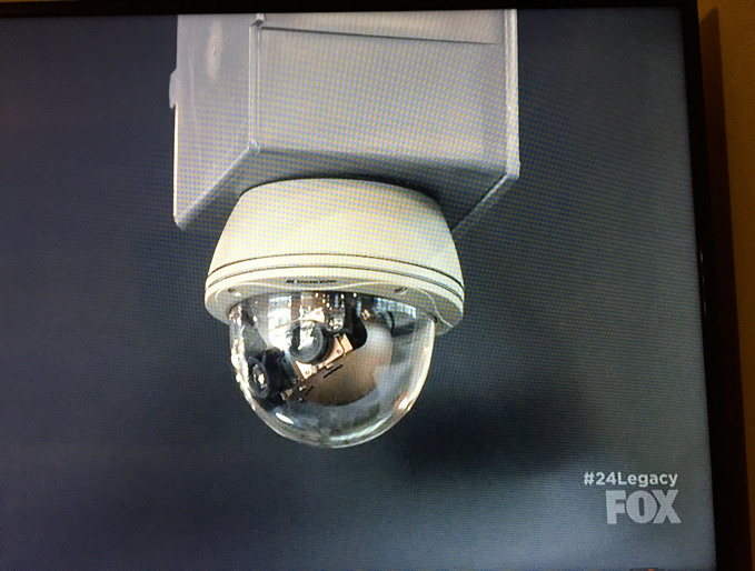 "Capture on Fox TV show ""24 Legacy'"