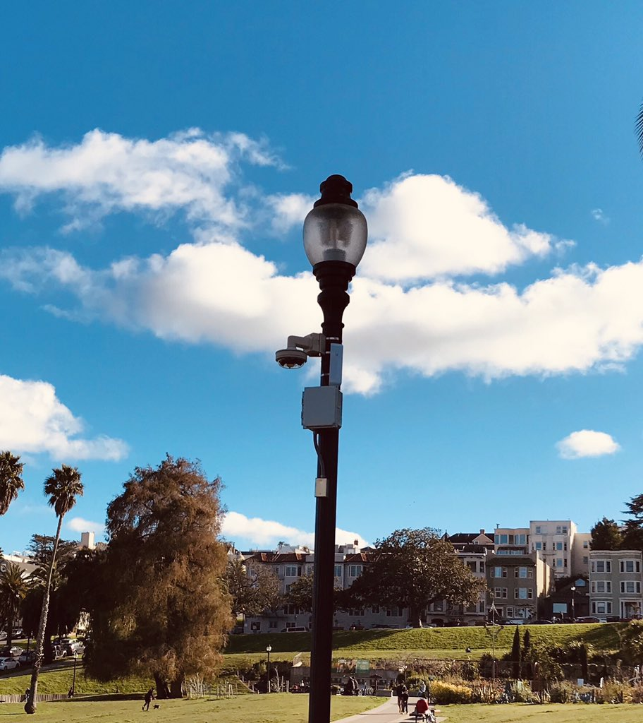 Mission Dolores Park, San Francisco, CA