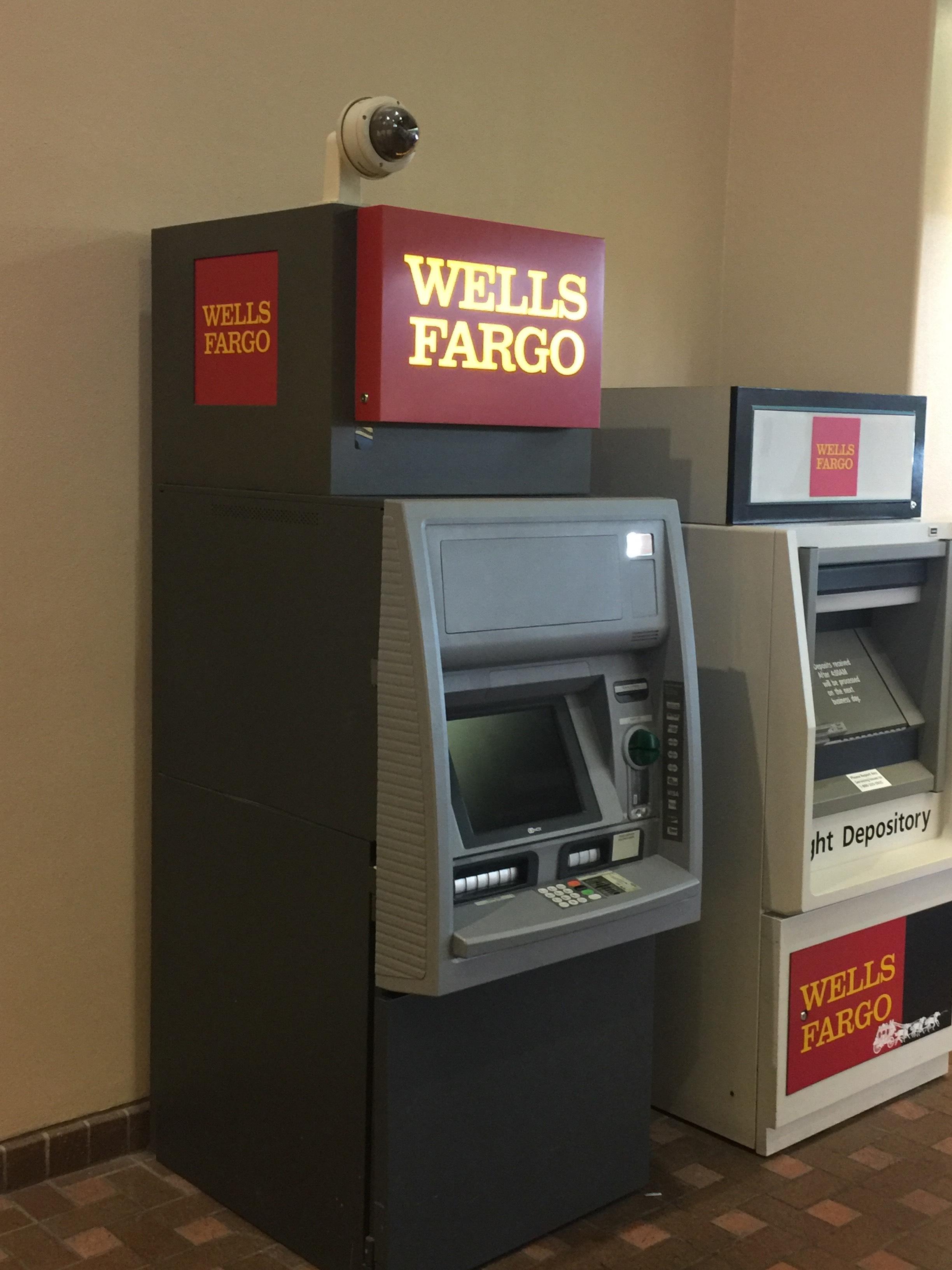 ATM @ Albuquerque International (ABQ), New Mexico