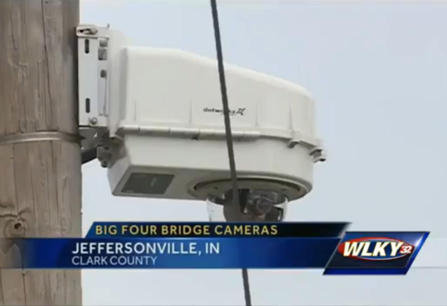Big 4 Bridge, Jeffersonville, Indiana