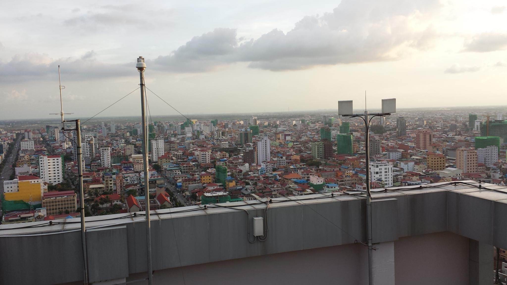 Eclipse Skybar, Sangkat, Cambodia