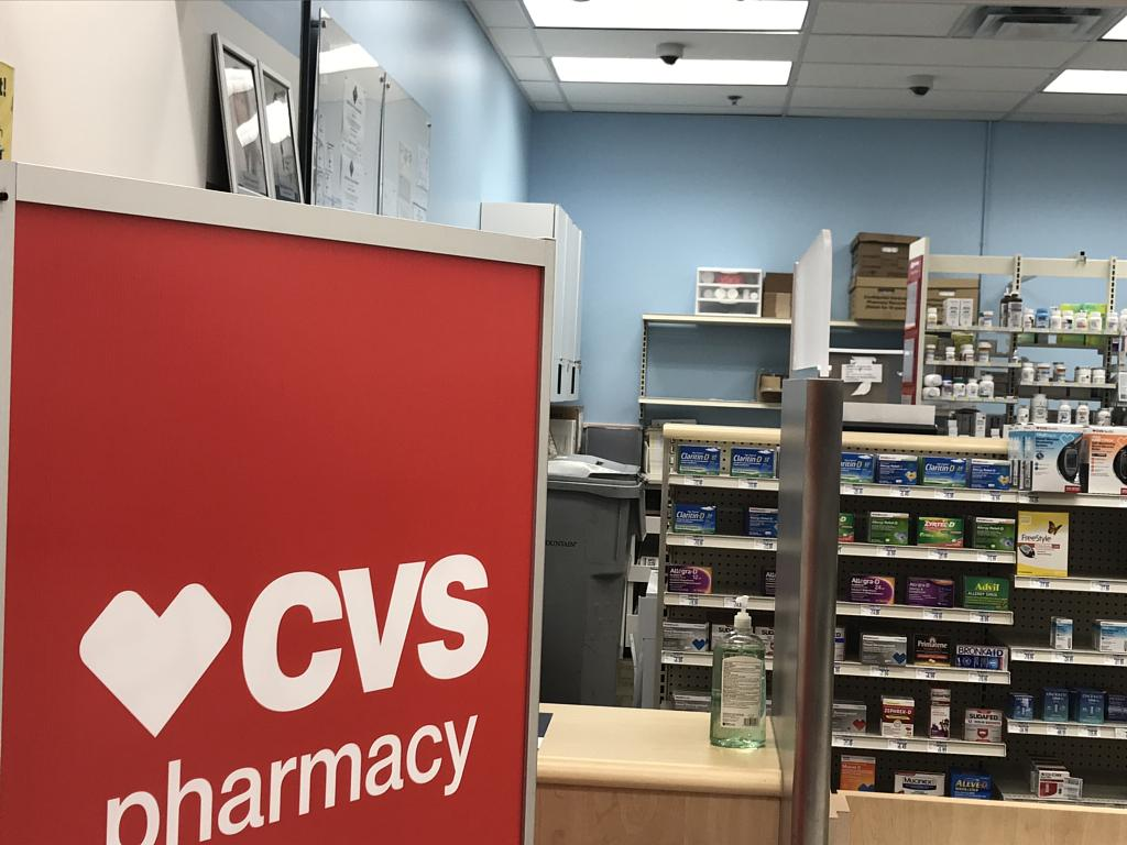 CVS Pharmacy in Target Store, Tustin, CA