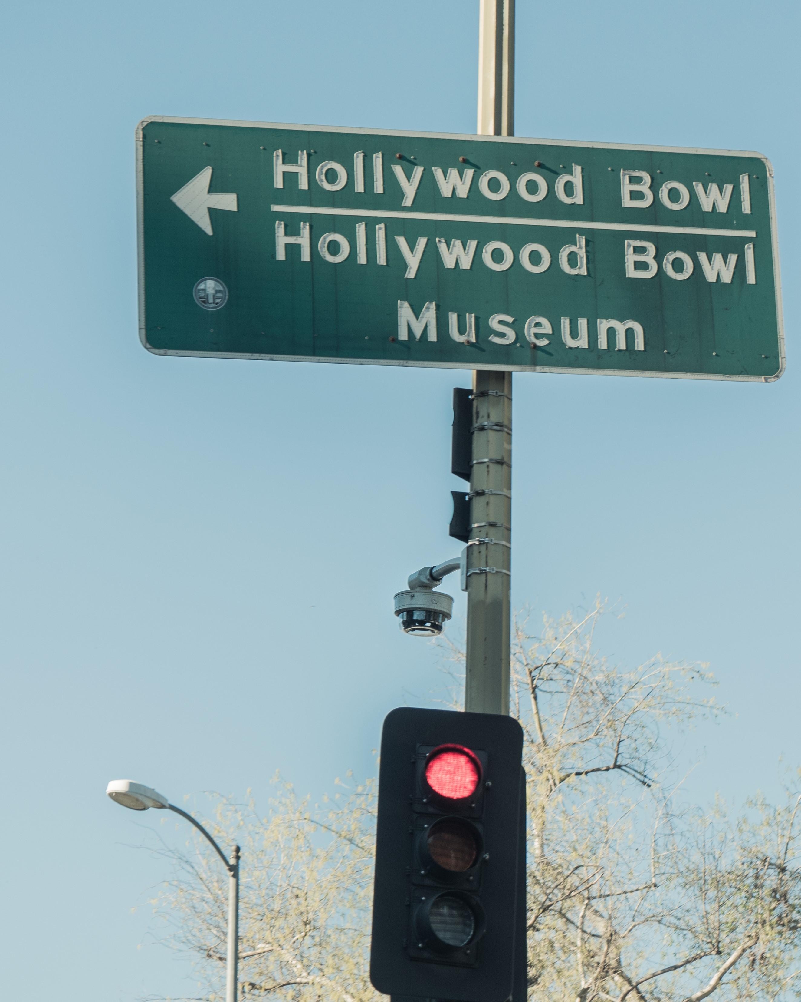 Hollywood Bowl, Los Angeles, CA