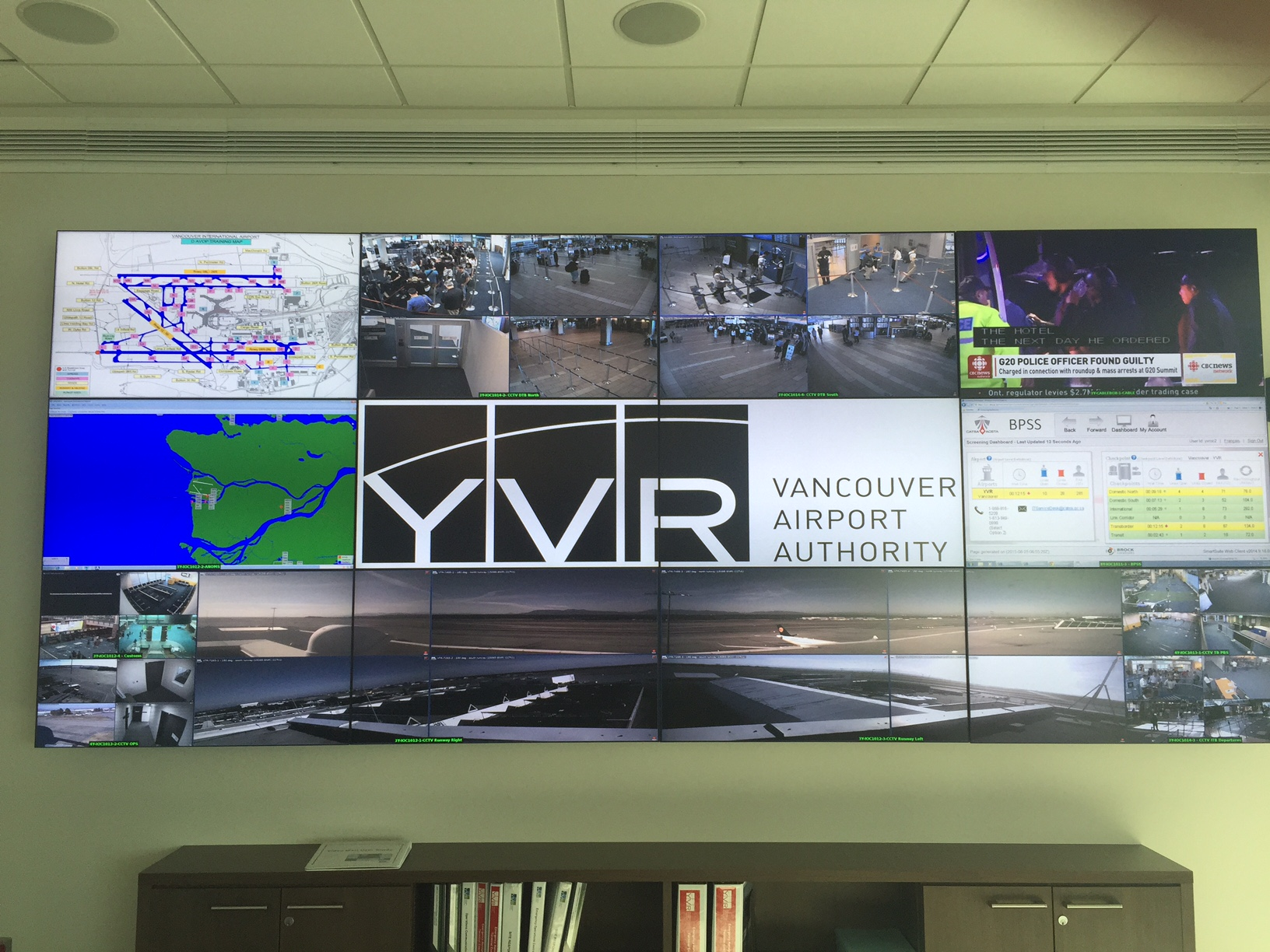 Vancouver International Airport, Vancouver, BC