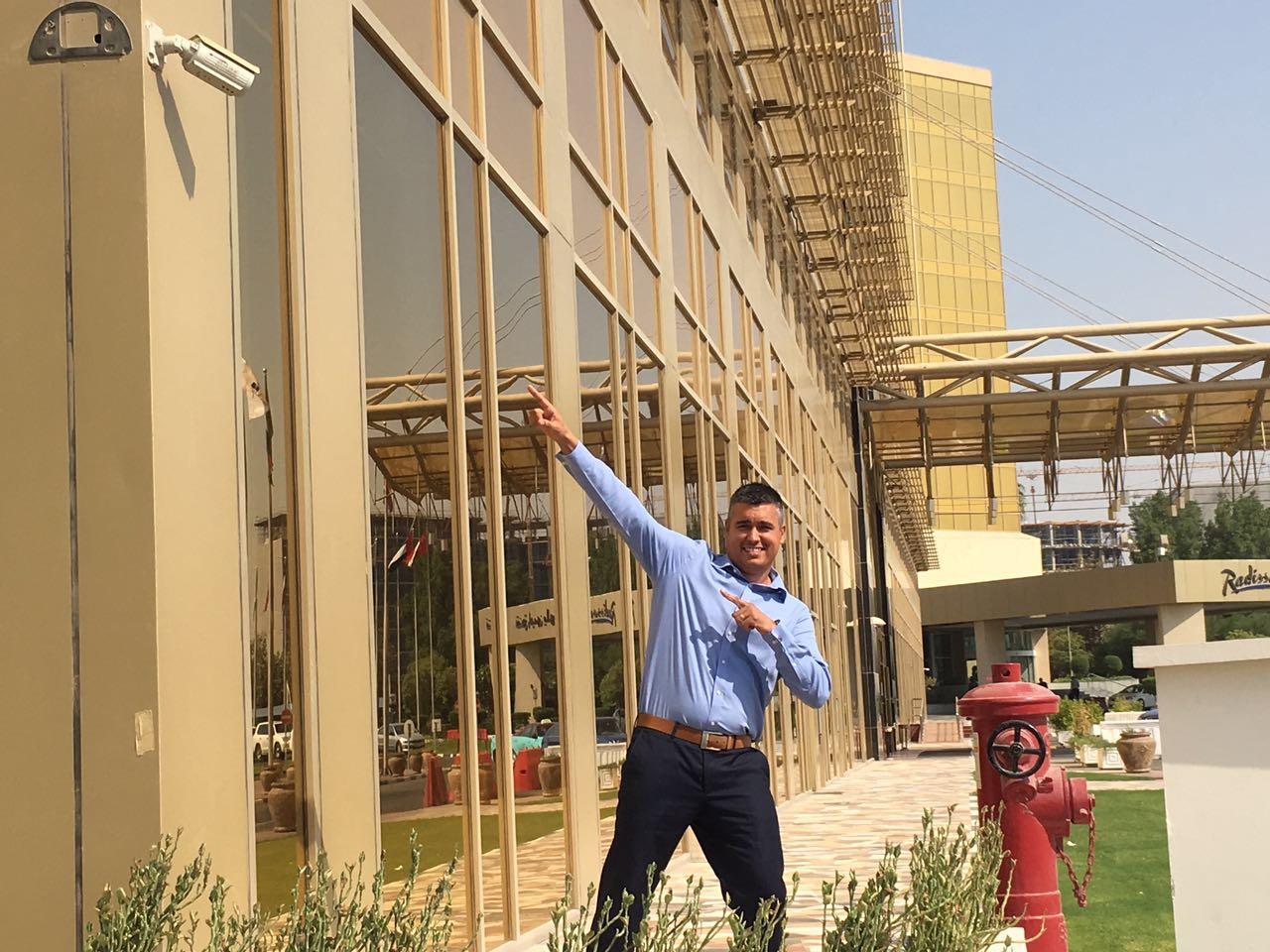 Radisson Blu Hotel, Doha, Qatar