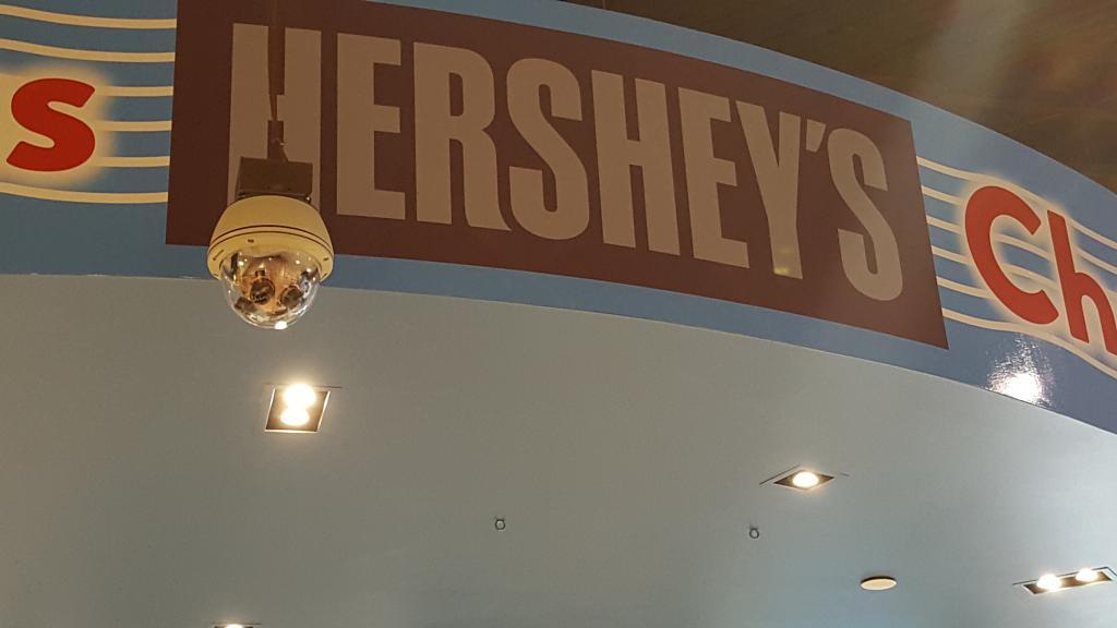 NY NY Casino Hershey's Store, Las Vegas NV