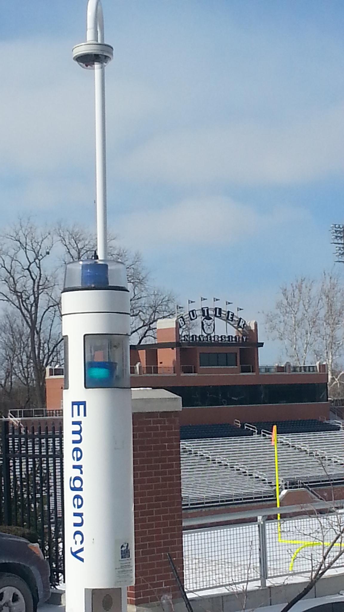 Butler University, Indianapolis, Indiana