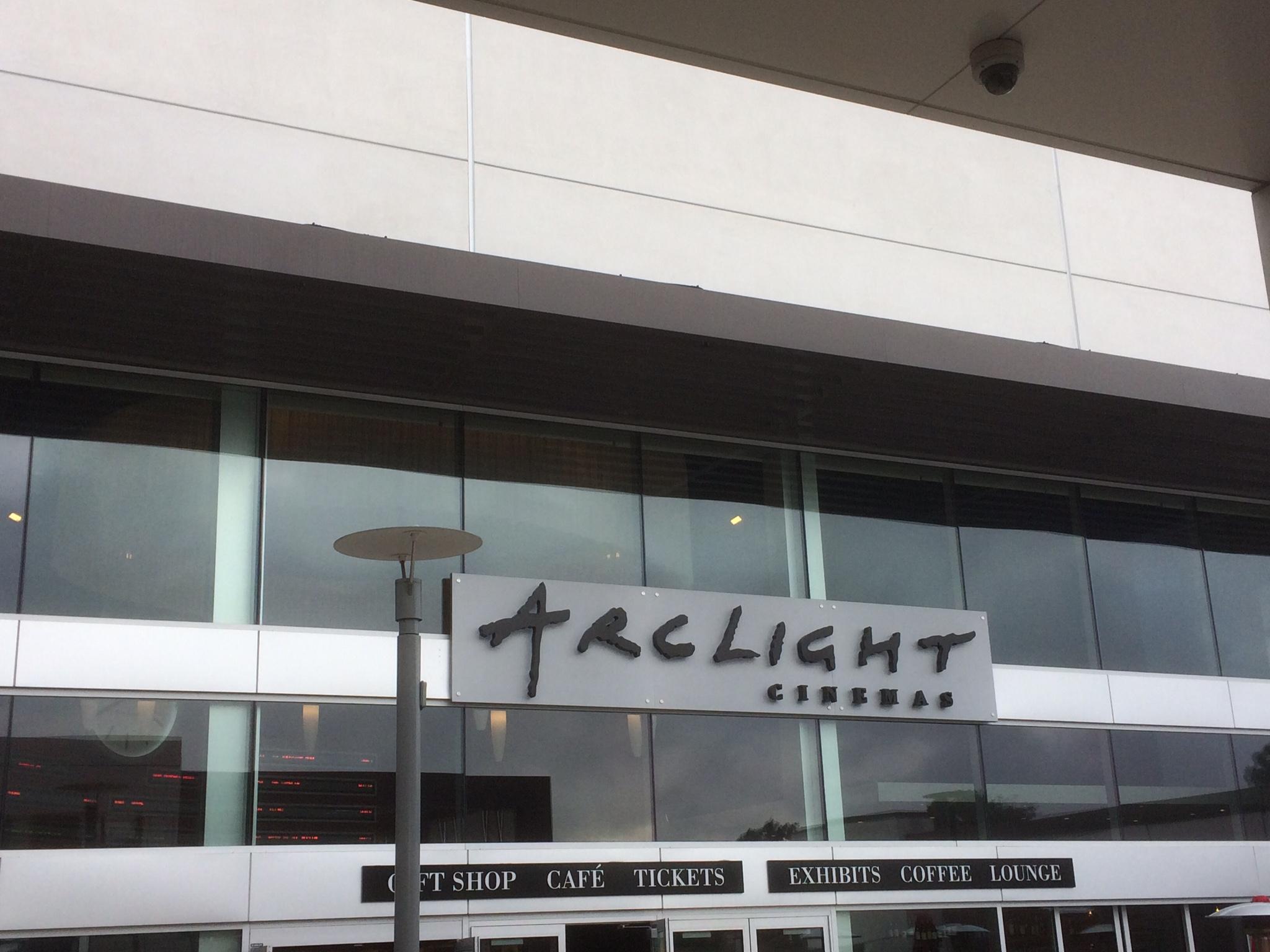 ArcLight Cinemas in La Jolla, CA