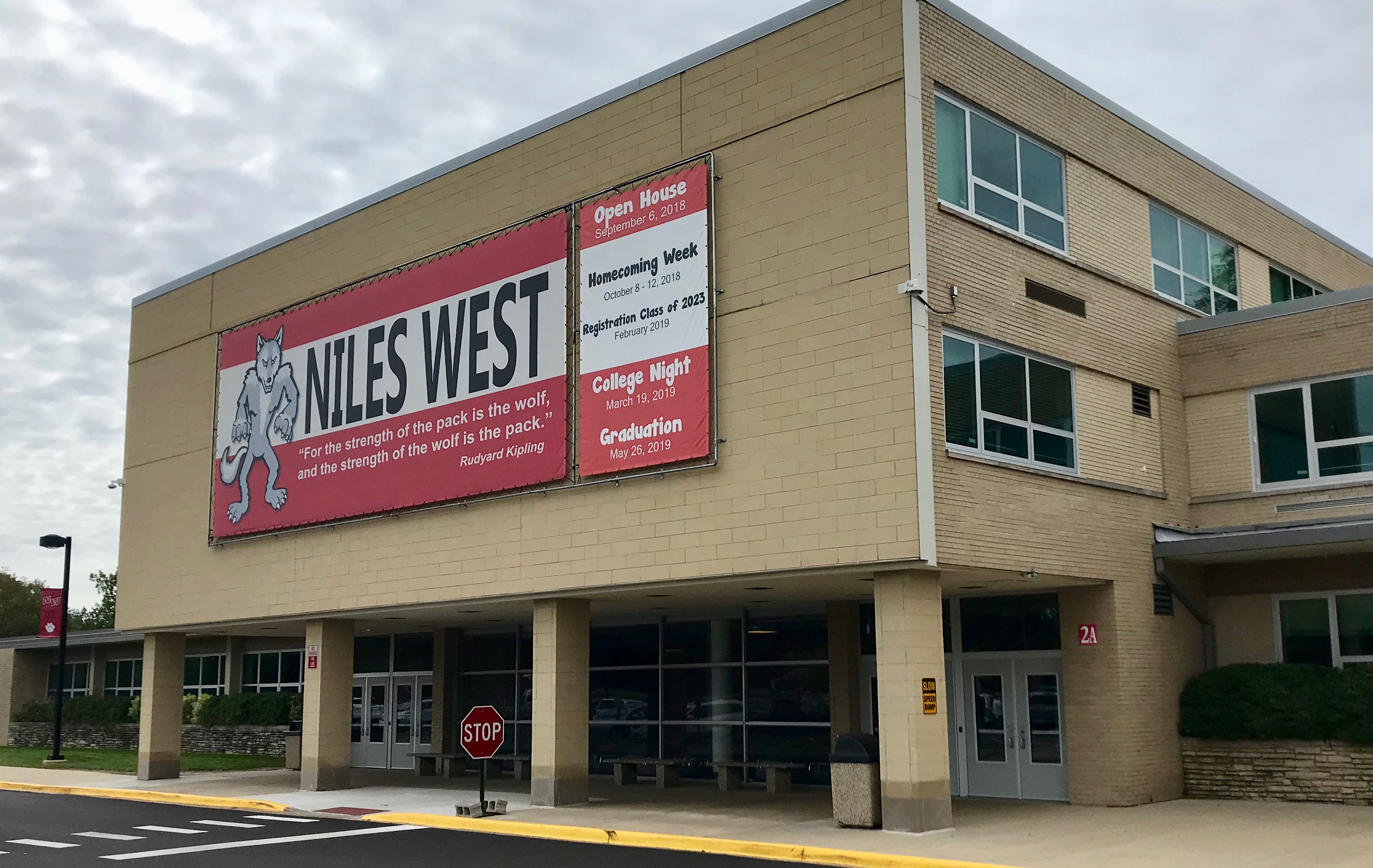 Niles West Highschool, Skokie, IL
