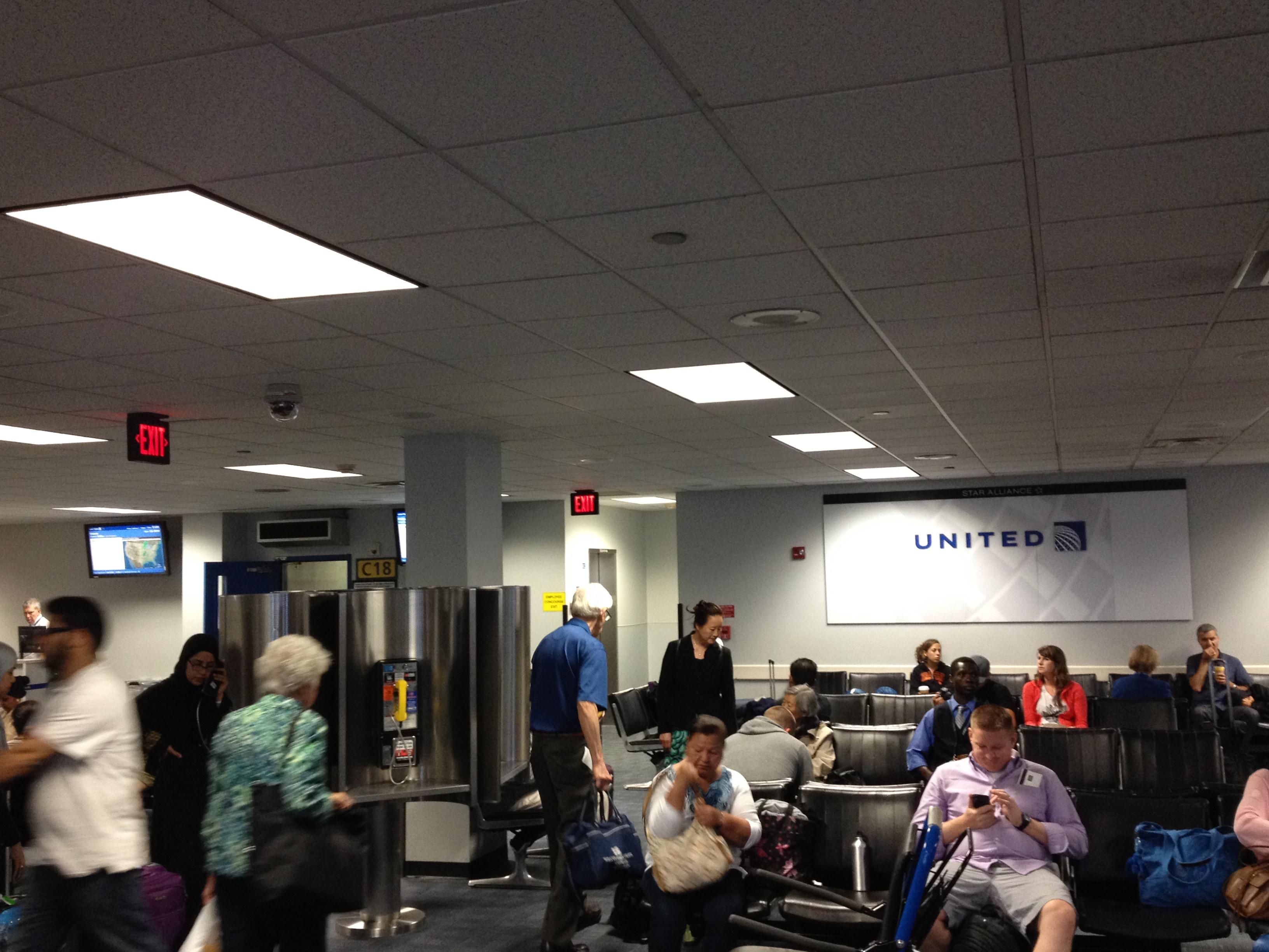 Dulles International Airport, Washington, DC