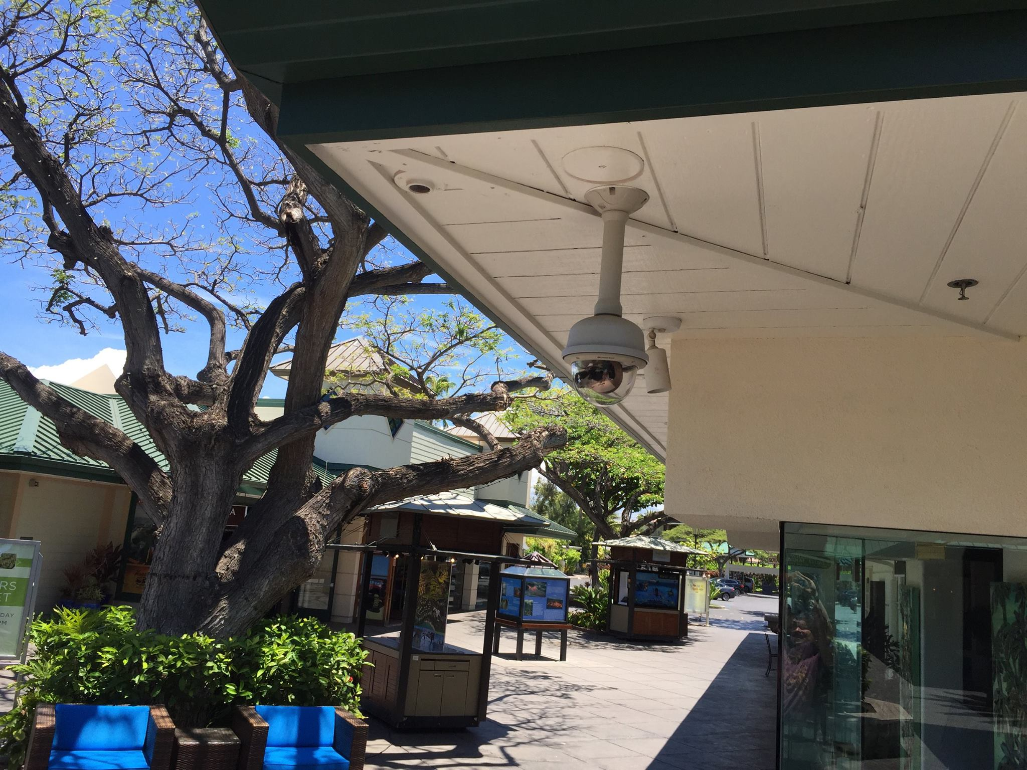 Kings' Shops, Waikoloa Village, Big Island, Hawaii
