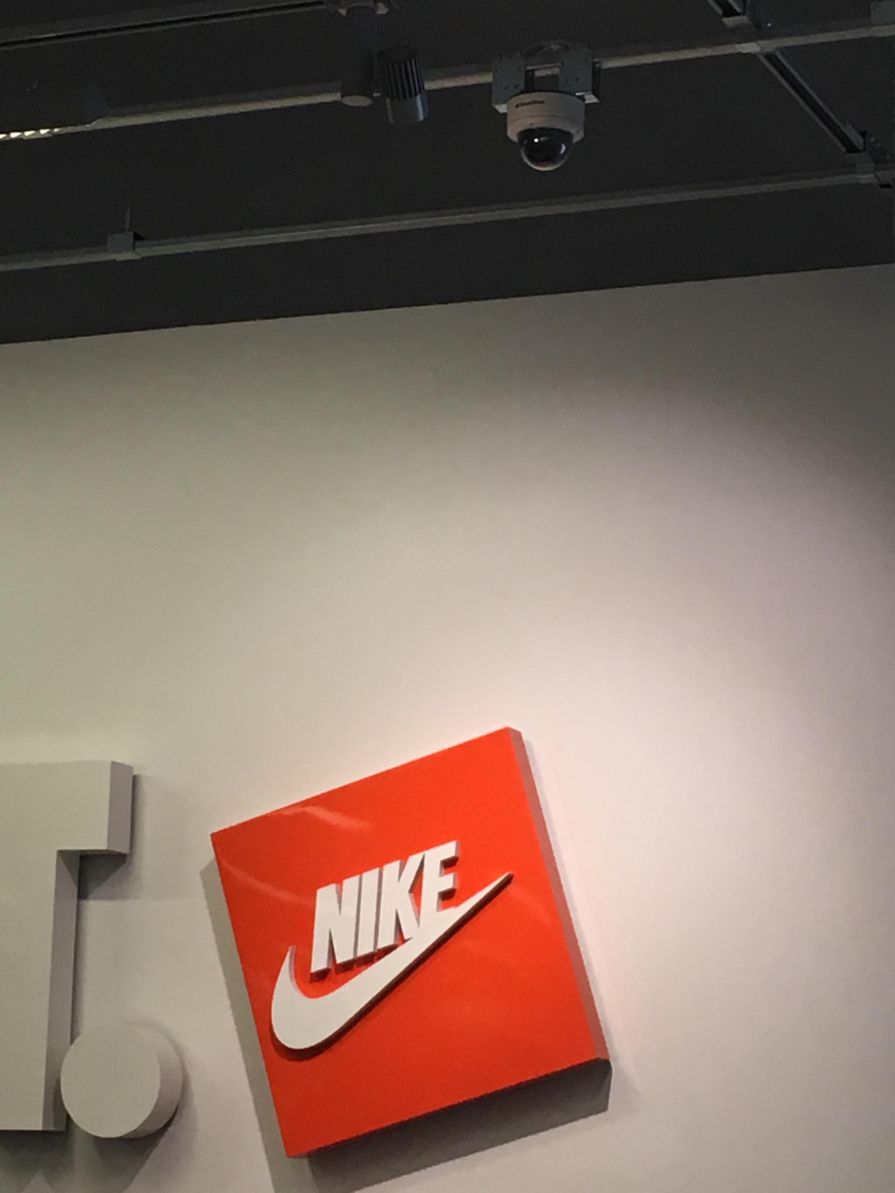 Nike store, Albertville, MN