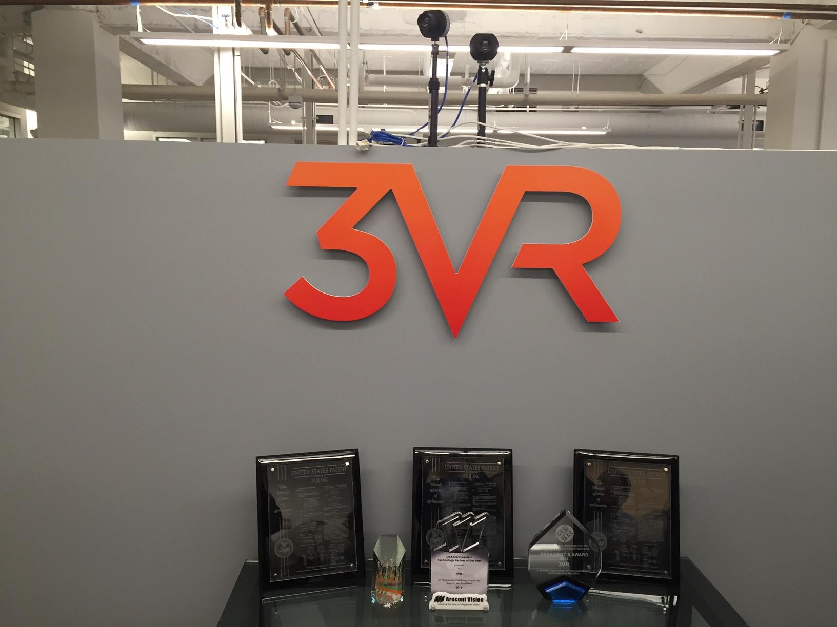 3VR HQ lobby, San Francisco, CA