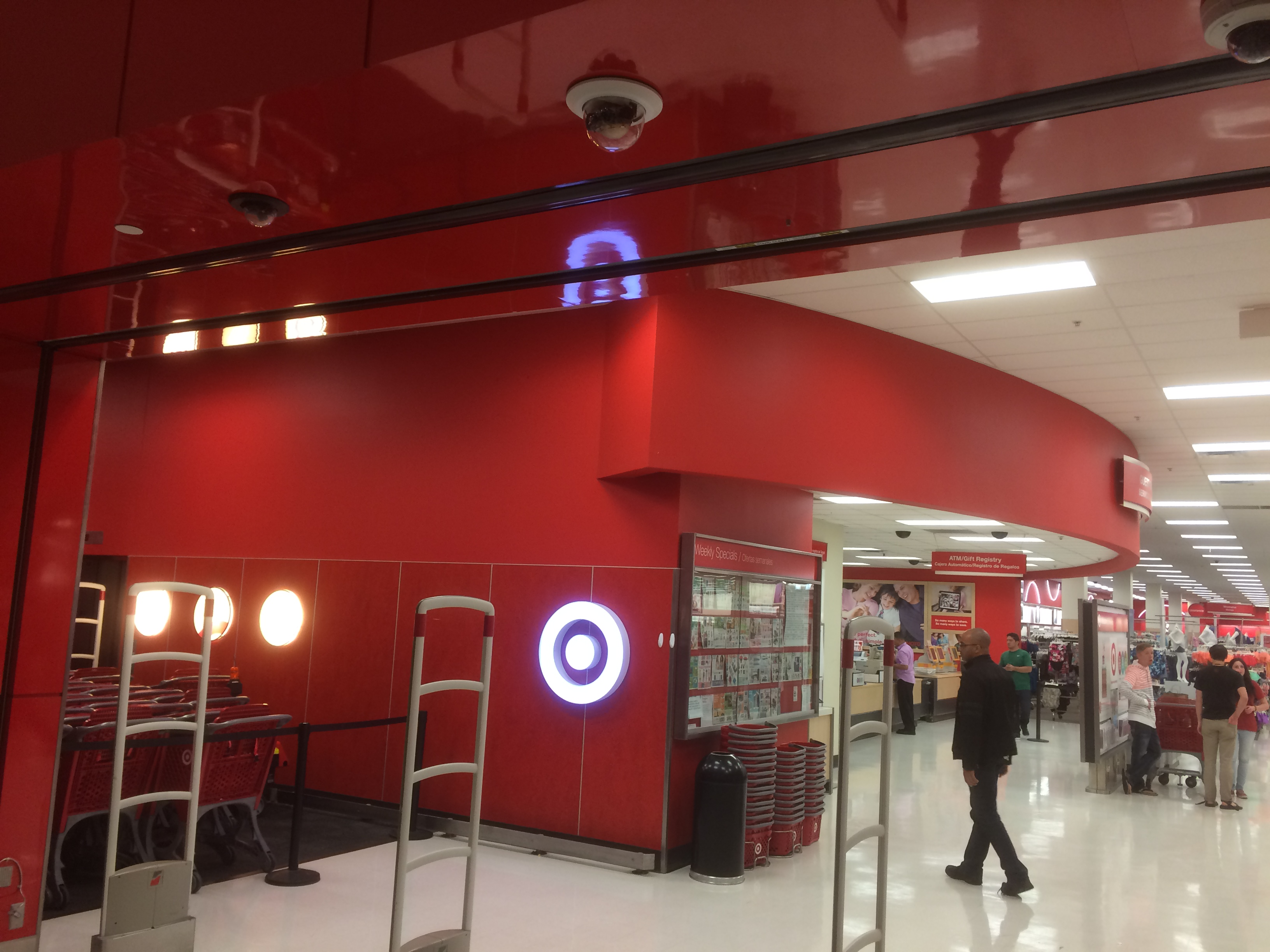 Target, Westfield Mall, Culver City, CA