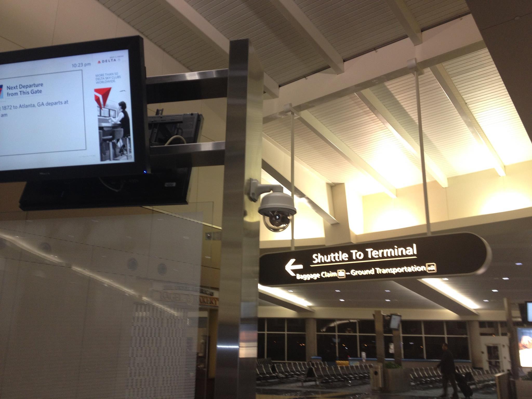 Tampa International Airport, Tampa, FL