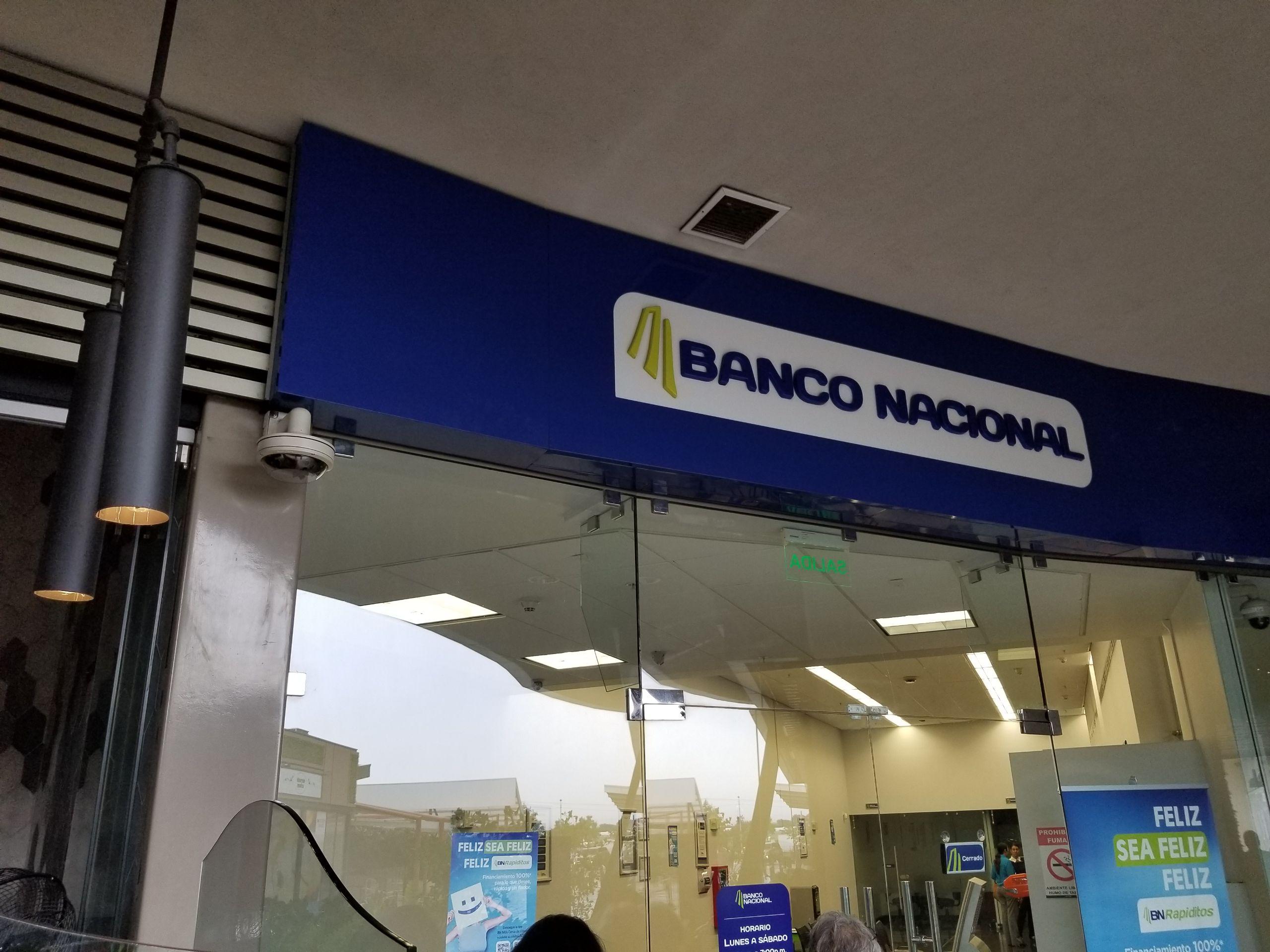 Banco Nacional, Escazu, Costa Rica