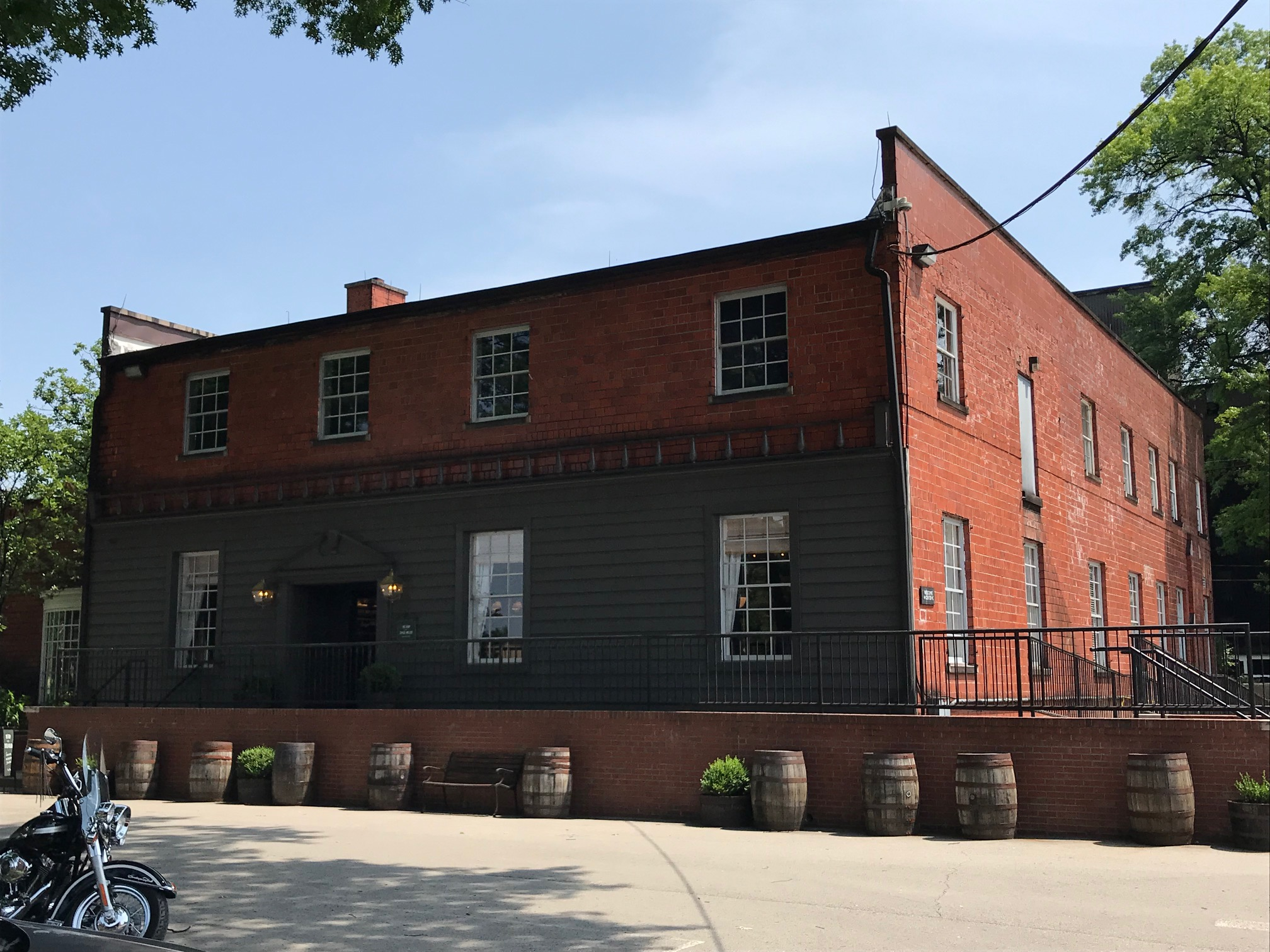 Stitzel Weller Distillery, Louisville, KY