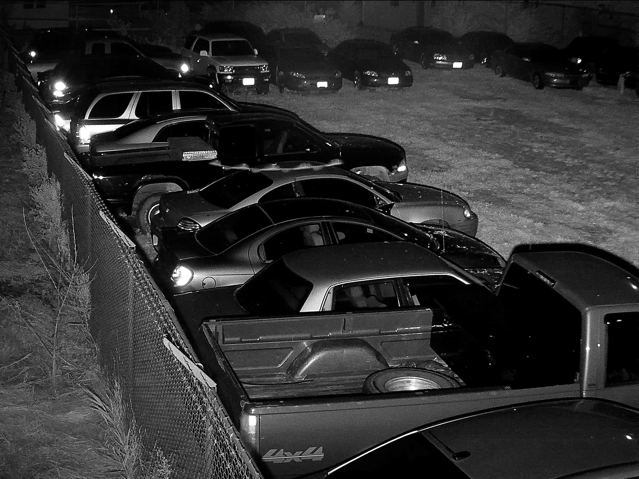 Minnesota police impound lot