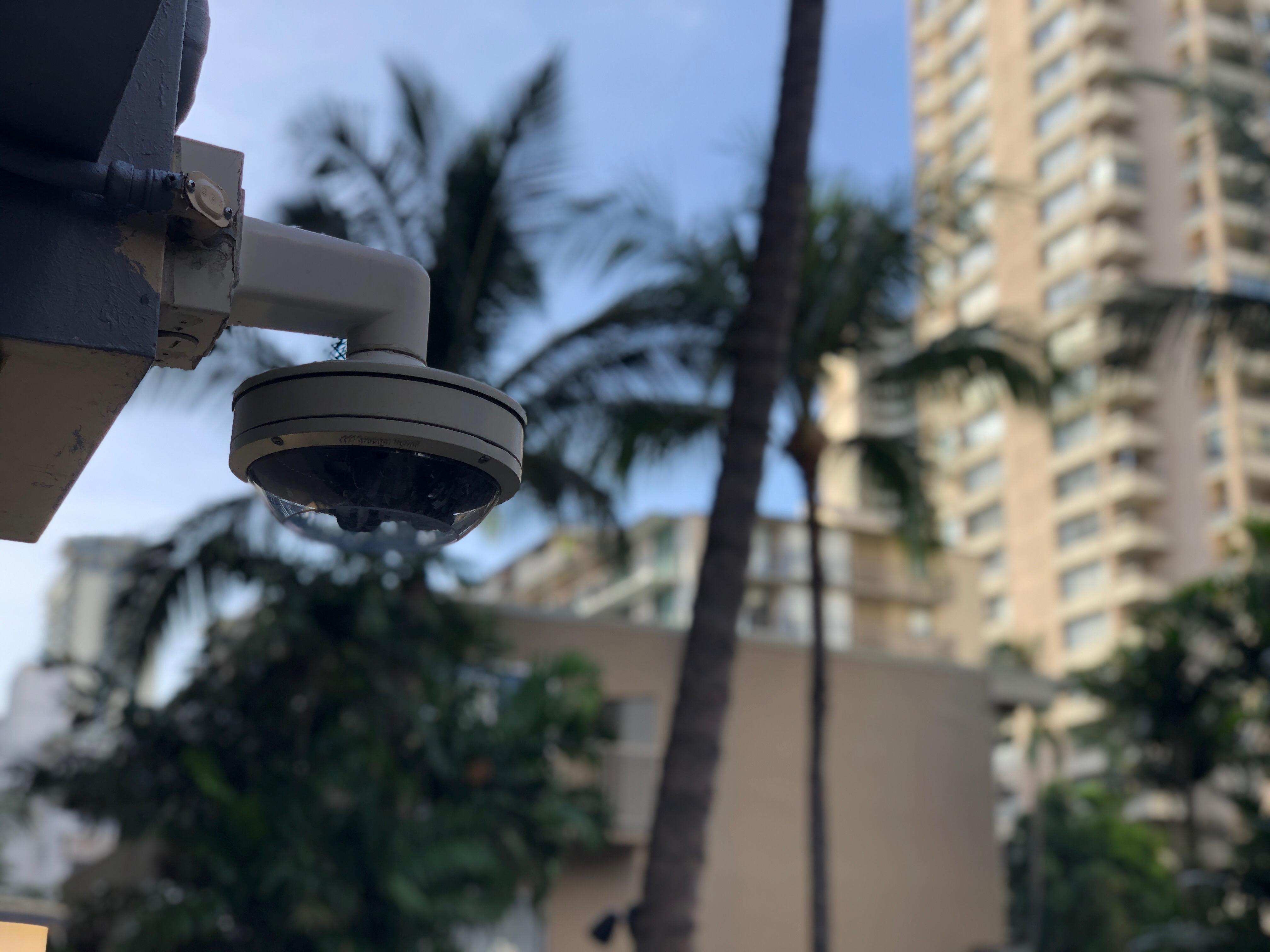 Courtyard Marriott Hotel, Waikiki, Honolulu, Hawaii