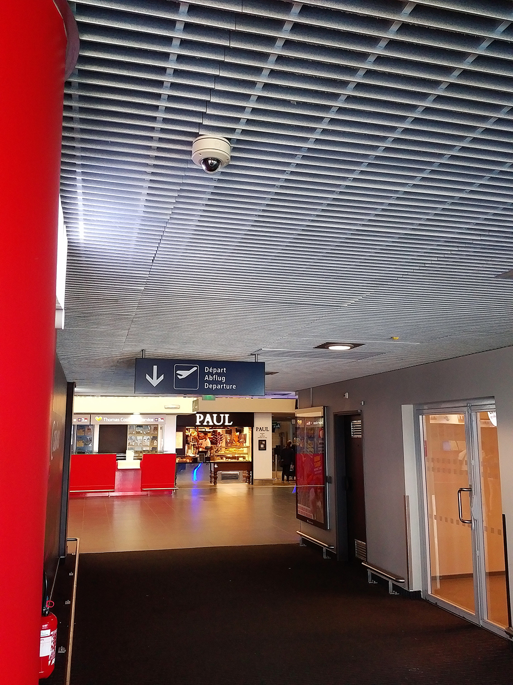 EuroAirport, Saint-Louis, France