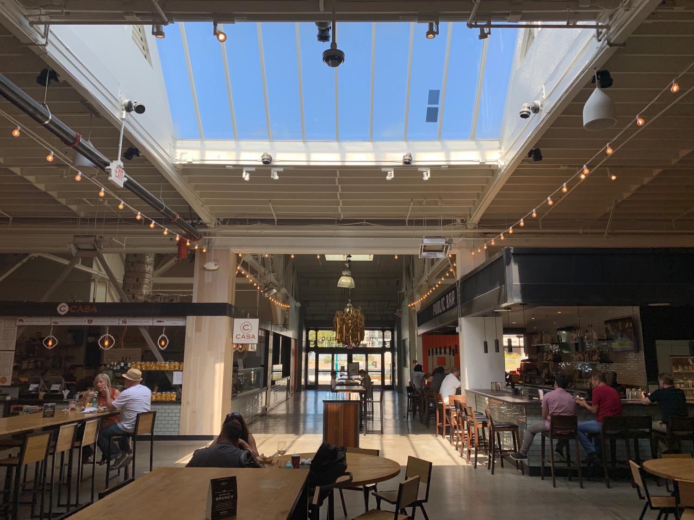 Central Market, Emeryville, CA