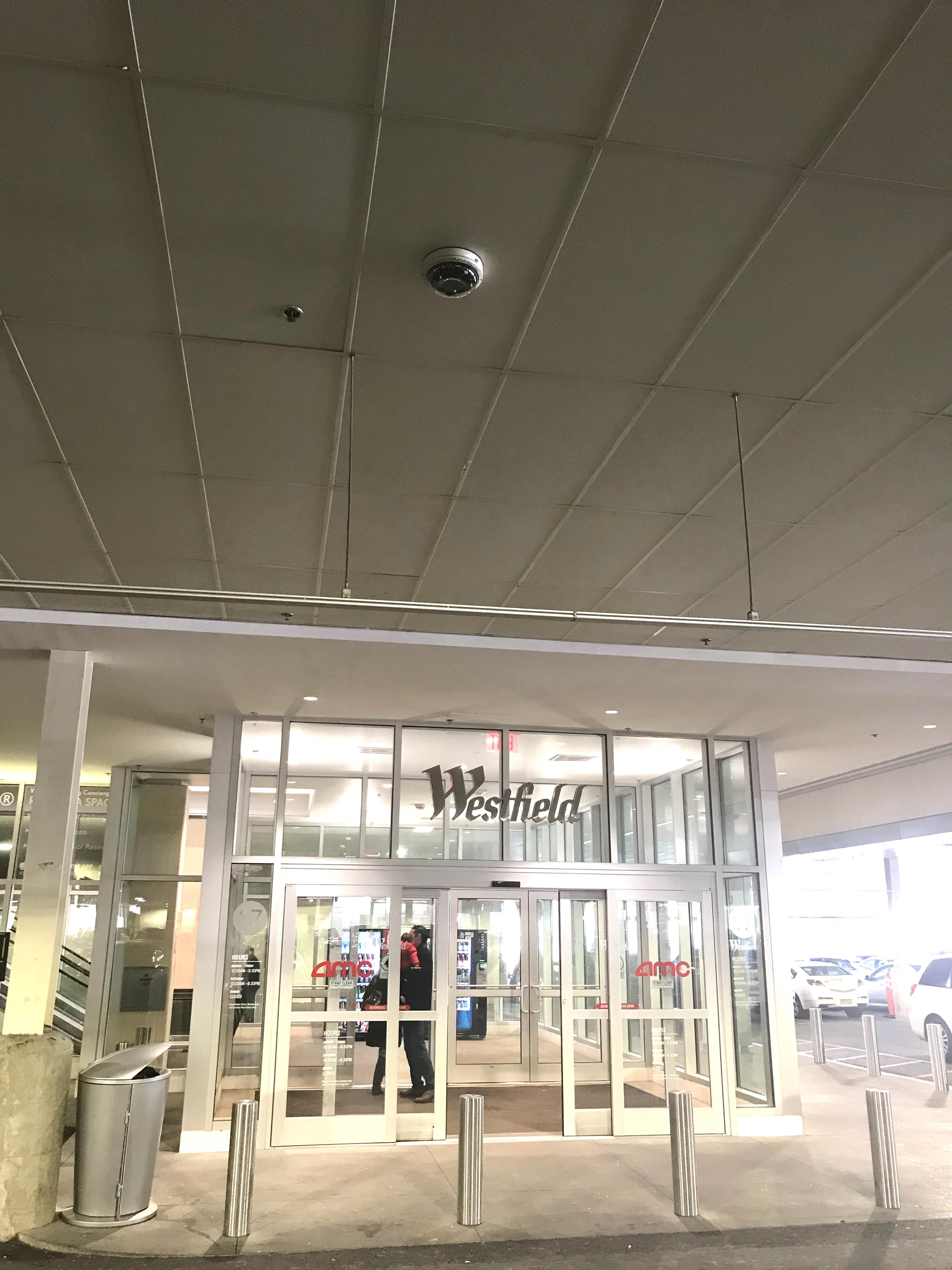 Westfield Mall, NJ